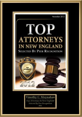 Top Attorneys In New England